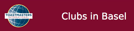 Toastmaster Clubs Basel
