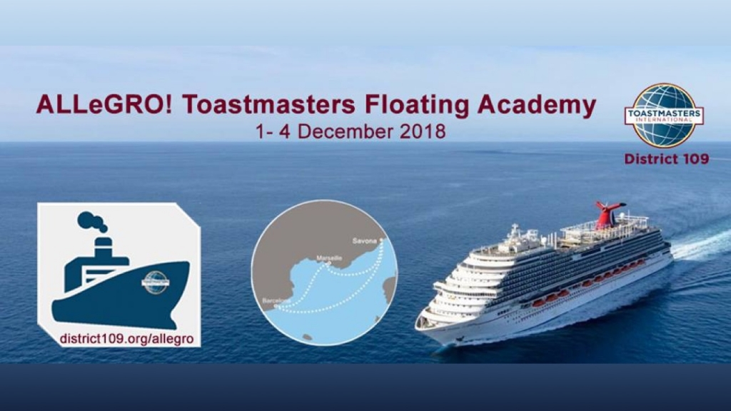 Allegro - Toastmasters Floating Academy