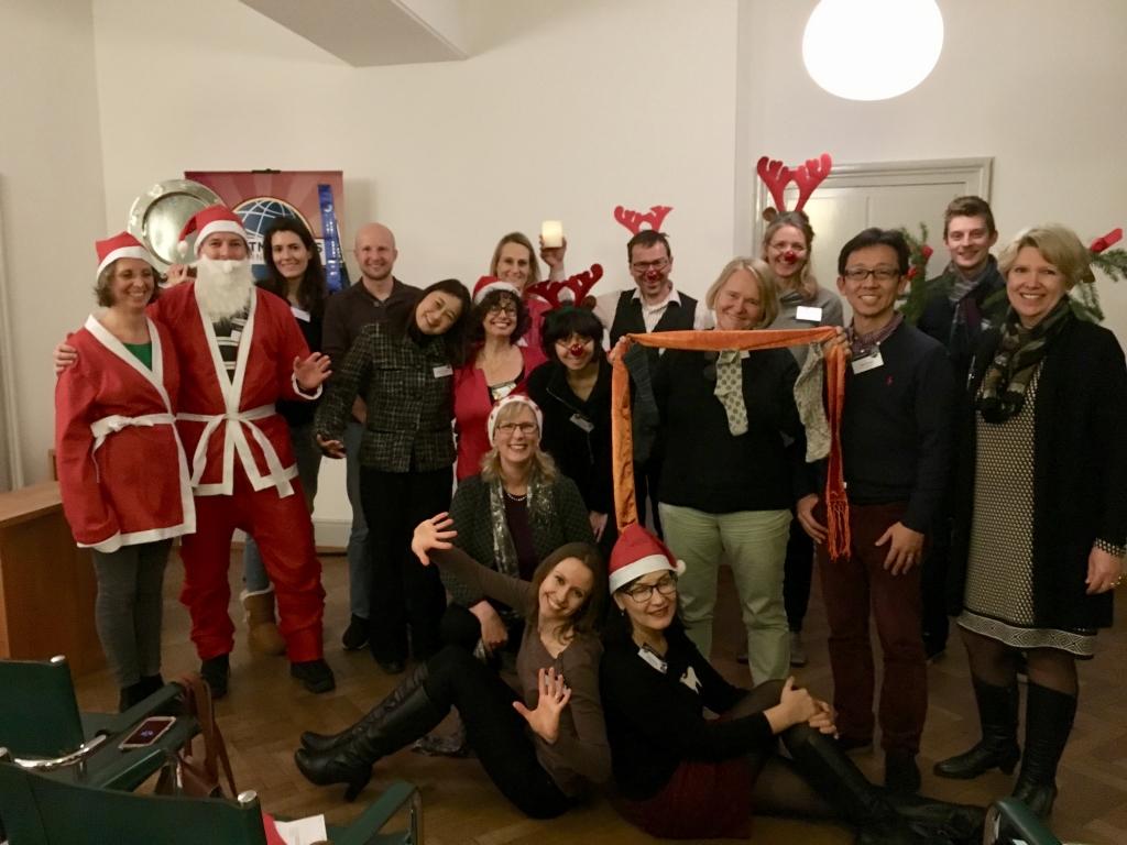 Toastmaster Basel Christmas 2017